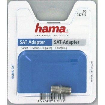 Hama SAT-Adapter F-Kupplung - F-Kupplung