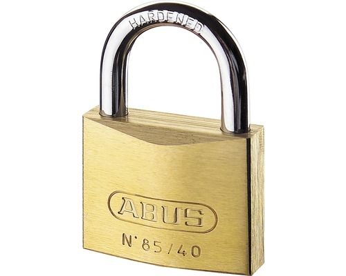 Abus Messing-Hangschloss 85/40 SB