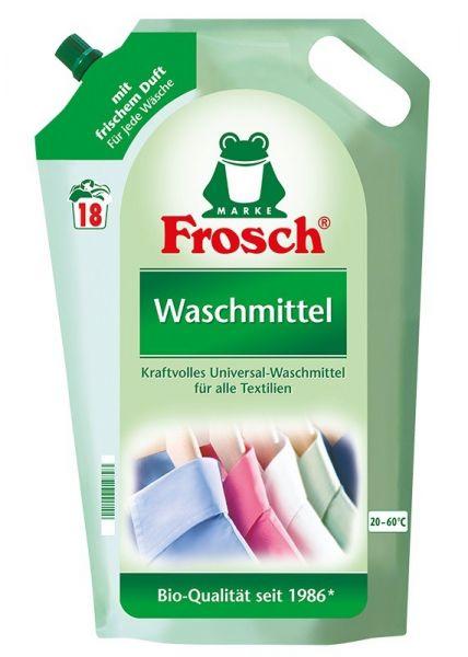 FROSCH Flüssig Waschmittel 1,8 L