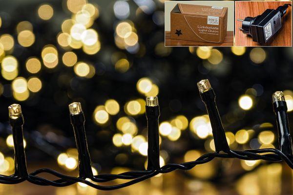Boltze LED-Lichterkette 384L L960cm
