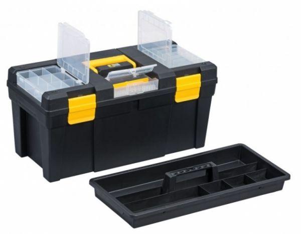 McPlus Promo 23 gelb/schw mit Tragekasten