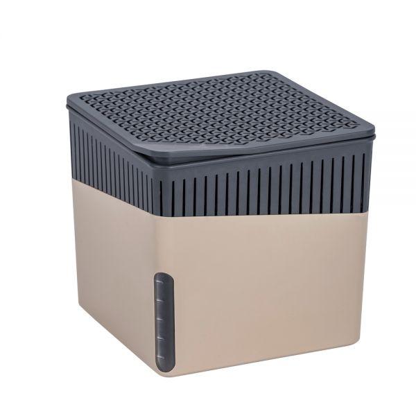 Wenko Raumentfeuchter Cube 2 x 500 g beige