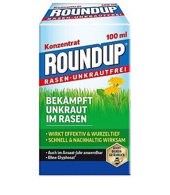 SCOTTS Roundup® Rasen-Unkrautfrei, 100 ml