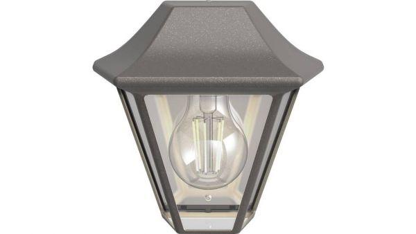 Philips Curassow 1738543PN Außenwandleuchte LED E27 42W Braun