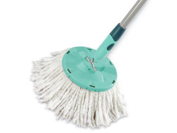 Leifheit Ersatzkopf Clean Twist Disc Mop Microfas