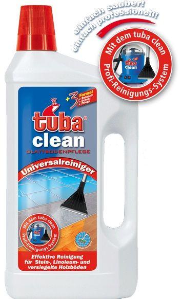 tuba clean Glattboden-Universalreiniger 1 L