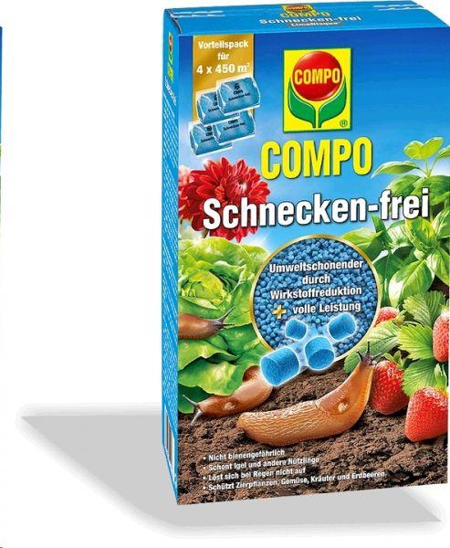 COMPO Schnecken-frei Lima Disque 2x200 g
