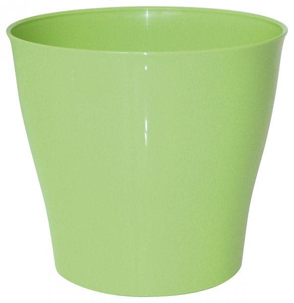 Geli Übertopf Casablanca 16 cm mintgrün