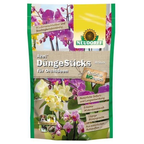 Neudorff Azet DüngeSticks für Orchideen 40 Stück