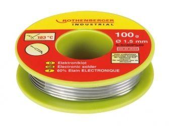 Rothenberger Elektroniklot Ø1,5mm 100g