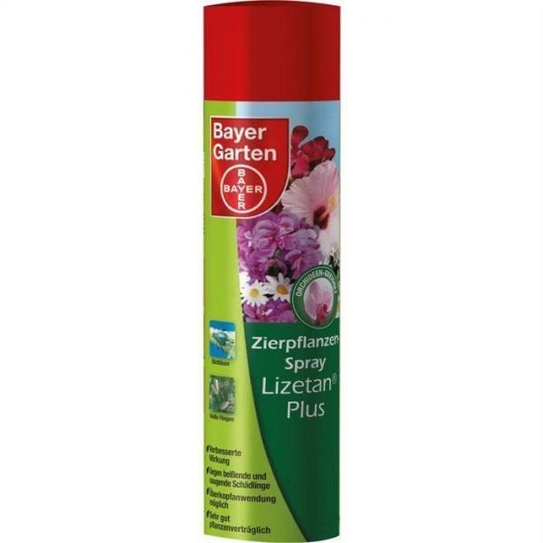 Bayer Zierpflanzenspray Lizetan Plus AE 500 ml