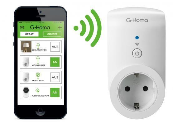 G-Homa WiFi Smart Steckdose