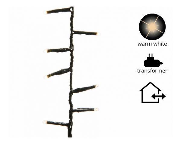 LED Basic Timer/Dimmer 3600cm-480L,schwarz/warmweiss