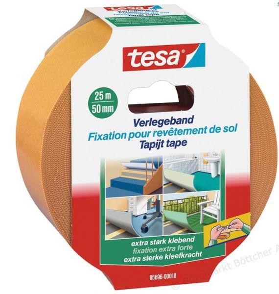 tesa Verlegeband extra stark 25 m - 50 mm