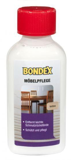 BONDEX Möbelpflege Farblos 0,15 L