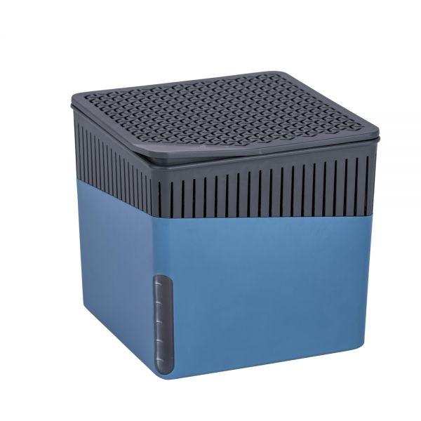 Wenko Raumentfeuchter Cube 2 x 1000 g blau