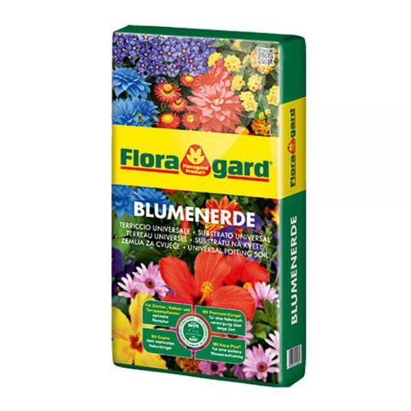 Floragard Zimmerpflanzenerde 10 L,U 5