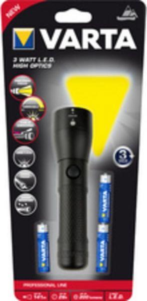 Varta Taschenlampe Led 3Aaa 18810101421