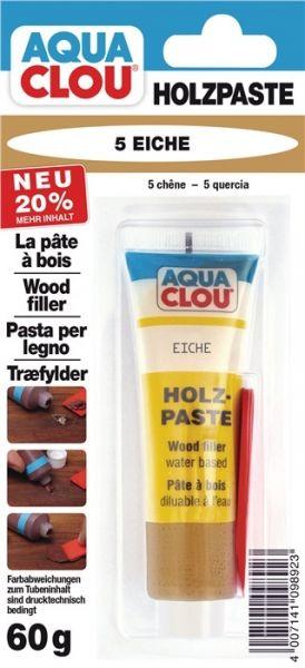 Clou Holzpaste Eiche 60 g