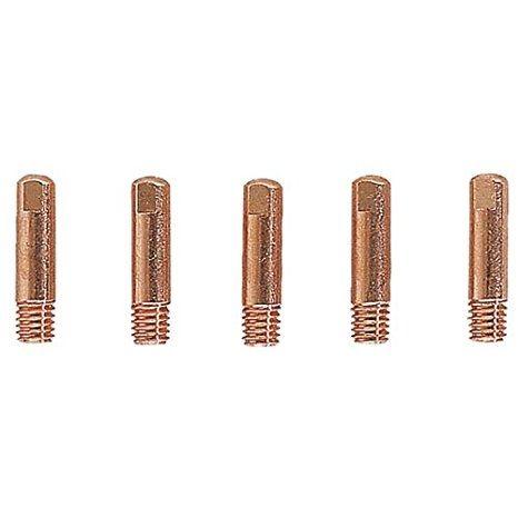 Einhell Kontaktröhrchen 0,6 mm, 5 St. - Schutzgas-Zubehör