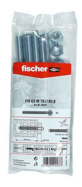 Fischer Injections-Gewindestange FIS GS M 10X165 B (8 Stck)