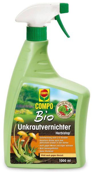 Compo Bio Unkrautvernichter Herbistop, anwendungsfertig, 1 l