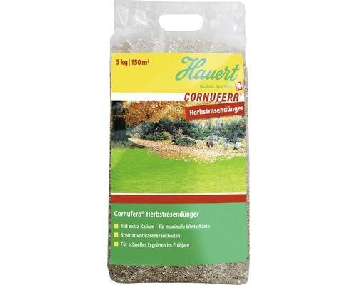 Hauert Cornufera Herbstrasendünger 5 KG - 800705