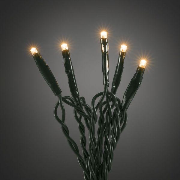 Micro LED Lichterk., verschw. 35 bernst.f.D.,Inn.,2,38m