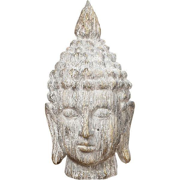 Buddhakopf Istvan H41cm
