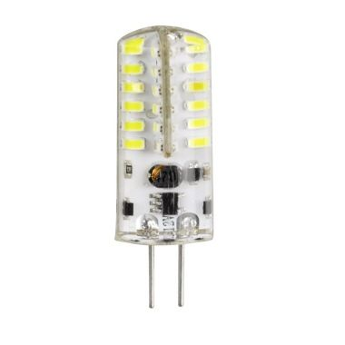 Profi Licht LED Stiftsockel Silikon, G4/2W, 180lm, 2800K