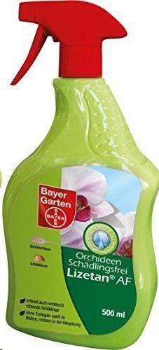 Bayer Orchideen Schädlingsfrei Lizetan AF 500 ml