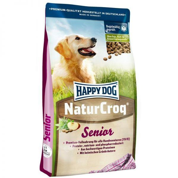 Happy Dog NaturCroq Senior 4kg