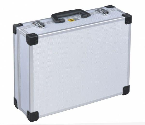 AluPlus Tool >L< 44, silber Werkzeugkoffer, 440x365x145