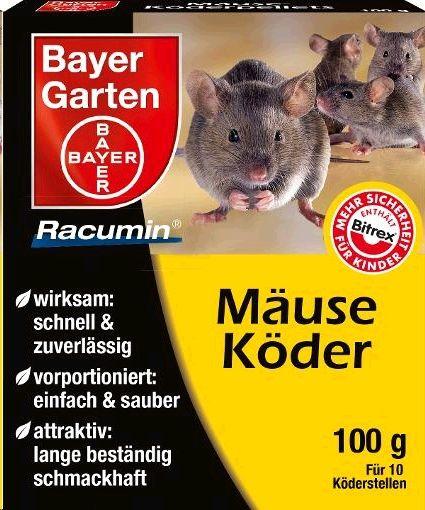 Bayer Garten Mäuseköder 100g