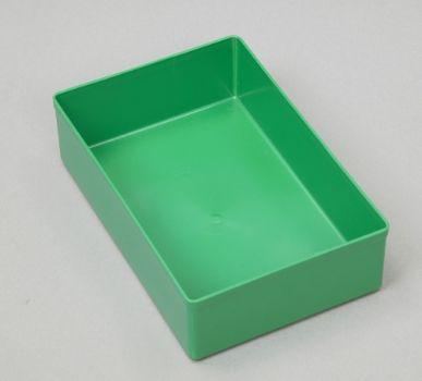 Allit EuroPlus Insert 45/4, grün Einsatzbox Gr. 4, 108x162x45mm