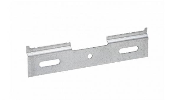 Schiene für Schrankaufhänger verzinkt, 2 Stück