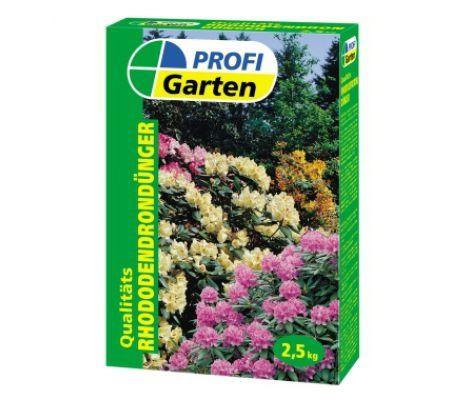 PROFI Rhododendron- dünger, 2,5 kg