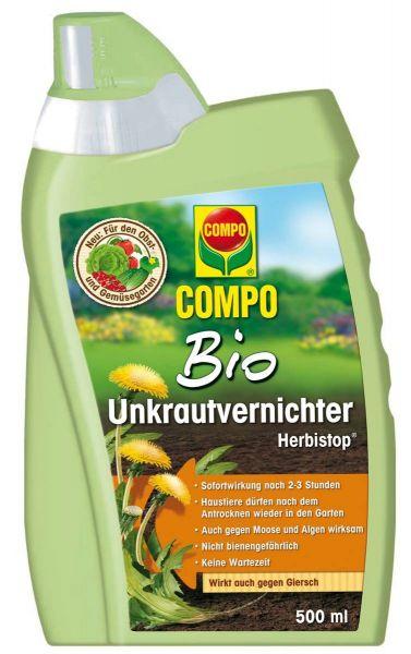 Compo Bio Unkrautvernichter Herbistop, 500 ml