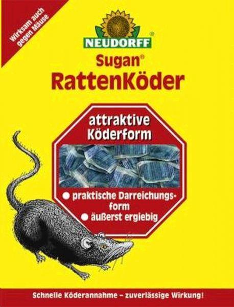 Neudorff Sugan RattenKöder 400g