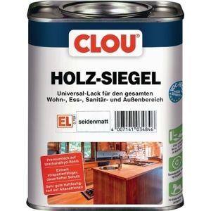 Clou EL Holz-Siegel seidenmatt 0,75 L