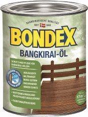 BONDEX Bangkirai-Öl 0,9 L - 20% mehr