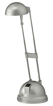 Eglo 9234 Pitty Tischleuchte 20W Kunststoff Stahl grau