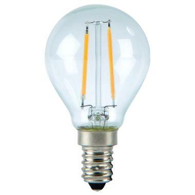 PROFI LICHT LED Filament, E14 2W (=25) Tropfenform