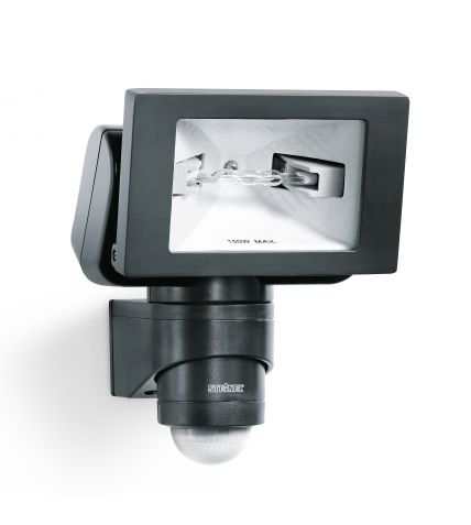 Steinel Halogensensorlampe schwarz HS 150