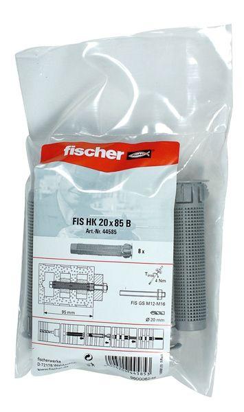Fischer Injections-Siebhülse FIS HK 20X85 B (8 Stck)
