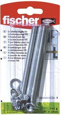 Fischer Gewindestange FIS G M 8X100 K (4 Stck)